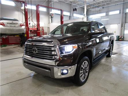 2021 Toyota Tundra Platinum (Stk: 219014) in Moose Jaw - Image 1 of 27