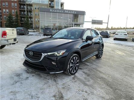 2021 Mazda CX-3 GT (Stk: N6189) in Calgary - Image 1 of 4