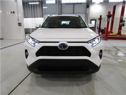 2021 Toyota RAV4 Hybrid XLE (Stk: 219021) in Moose Jaw - Image 1 of 28
