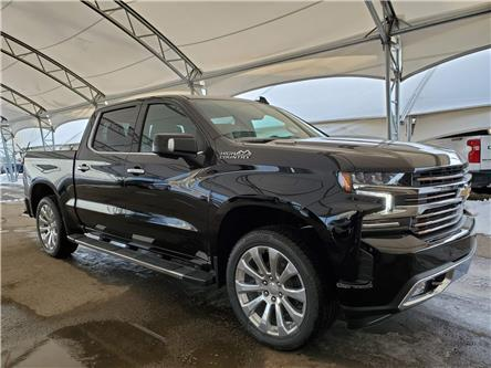 2021 Chevrolet Silverado 1500 High Country (Stk: 187734) in AIRDRIE - Image 1 of 34