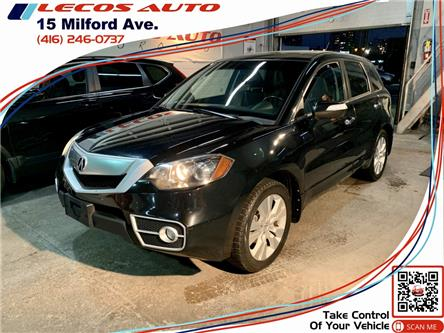 2011 Acura RDX Base (Stk: 802480) in Toronto - Image 1 of 9