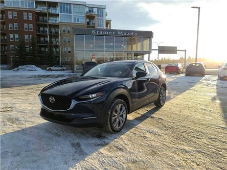 2021 Mazda CX-30 GS (Stk: N6132) in Calgary - Image 1 of 4