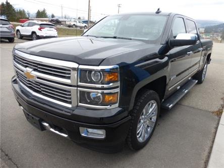 2015 Chevrolet Silverado 1500 High Country (Stk: 87734L) in Creston - Image 1 of 16