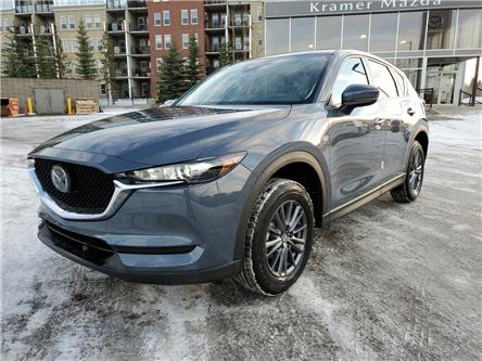 2021 Mazda CX-5 GS (Stk: N6099) in Calgary - Image 1 of 4
