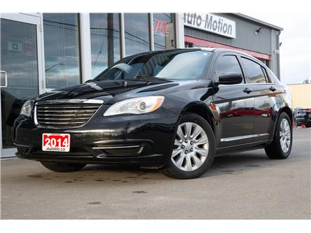 2014 Chrysler 200 LX (Stk: 201106) in Chatham - Image 1 of 20