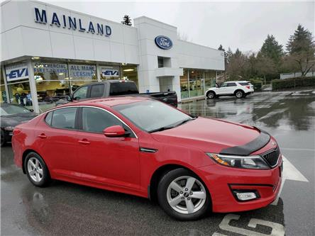 2015 Kia Optima LX (Stk: 20F19971A) in Vancouver - Image 1 of 22