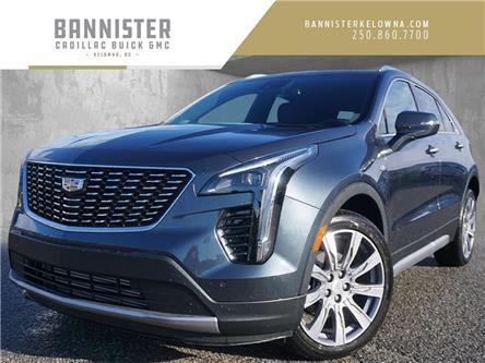 2021 Cadillac XT4 Premium Luxury (Stk: 21-068) in Kelowna - Image 1 of 11