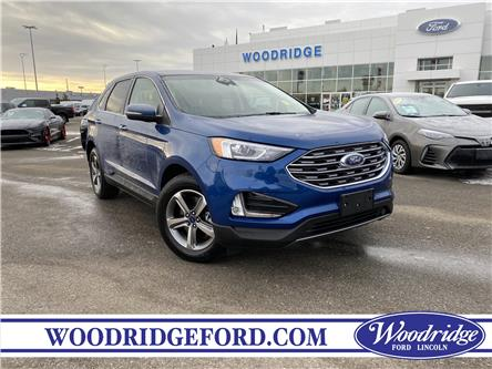 2020 Ford Edge SEL (Stk: 17654) in Calgary - Image 1 of 29