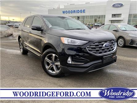 2020 Ford Edge SEL (Stk: 17655) in Calgary - Image 1 of 22