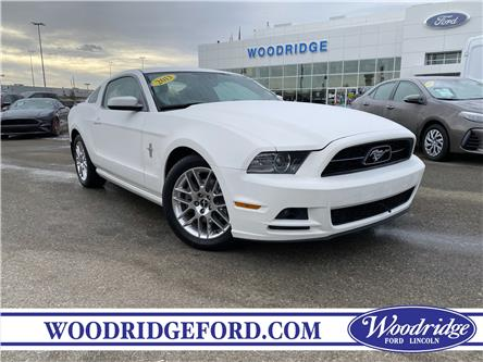 2013 Ford Mustang  (Stk: L-1370B) in Calgary - Image 1 of 18