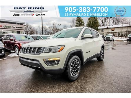 2021 Jeep Compass Sport (Stk: 217526) in Hamilton - Image 1 of 27