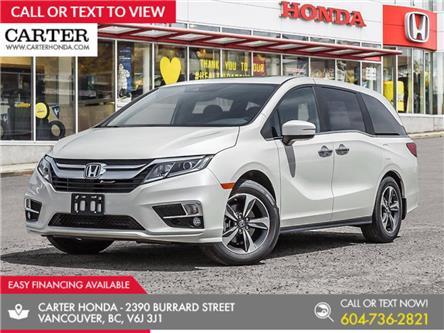 2019 Honda Odyssey EX-L (Stk: 8K97270) in Vancouver - Image 1 of 11