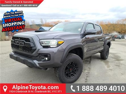 2020 Toyota Tacoma Base (Stk: X244229) in Cranbrook - Image 1 of 28