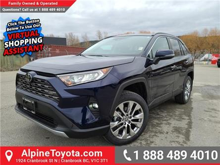 2021 Toyota RAV4 Limited (Stk: C155814) in Cranbrook - Image 1 of 27