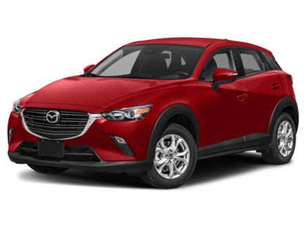 2019 Mazda CX-3 GS (Stk: 20017A) in Fredericton - Image 1 of 9