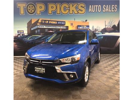 2018 Mitsubishi RVR SE (Stk: 602809) in NORTH BAY - Image 1 of 28