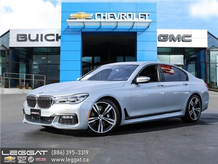 2016 BMW 750i xDrive (Stk: 209028A) in Burlington - Image 1 of 30