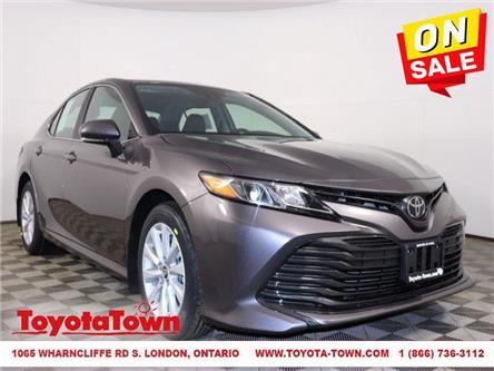 2020 Toyota Camry LE (Stk: E2411) in London - Image 1 of 27