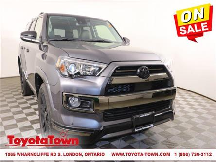 2020 Toyota 4Runner Base (Stk: E2540) in London - Image 1 of 27