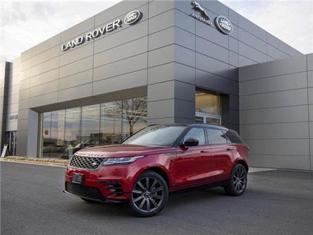 2018 Land Rover Range Rover Velar D180 HSE R-Dynamic (Stk: PJ040) in Ottawa - Image 1 of 17