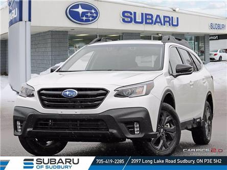 2021 Subaru Outback Outdoor XT (Stk: S21052) in Sudbury - Image 1 of 26