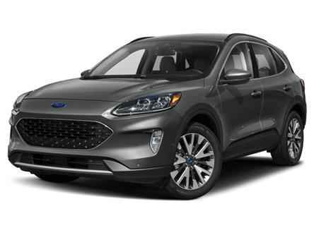 2020 Ford Escape Titanium Hybrid (Stk: LK-301) in Okotoks - Image 1 of 9