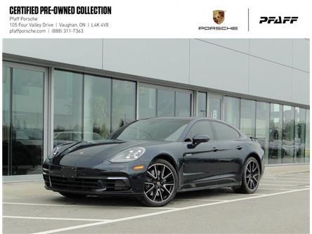2018 Porsche Panamera 4 e-Hybrid (Stk: U9222) in Vaughan - Image 1 of 22