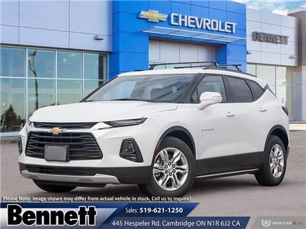 2021 Chevrolet Blazer LT (Stk: D210117) in Cambridge - Image 1 of 23