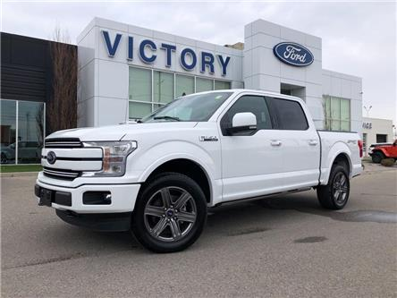 2020 Ford F-150 Lariat (Stk: VFF19657) in Chatham - Image 1 of 15