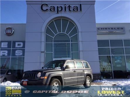 2016 Jeep Patriot Sport/North (Stk: P3043) in Kanata - Image 1 of 19