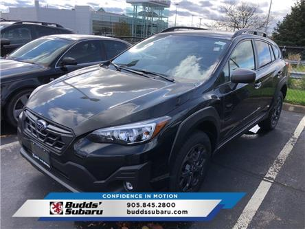2021 Subaru Crosstrek Outdoor (Stk: X21076) in Oakville - Image 1 of 5