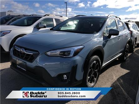 2021 Subaru Crosstrek Sport (Stk: X21079) in Oakville - Image 1 of 5