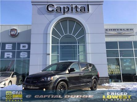 2019 Dodge Grand Caravan CVP/SXT (Stk: P3040) in Kanata - Image 1 of 23