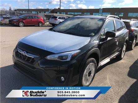2021 Subaru Crosstrek Sport (Stk: X21047) in Oakville - Image 1 of 5