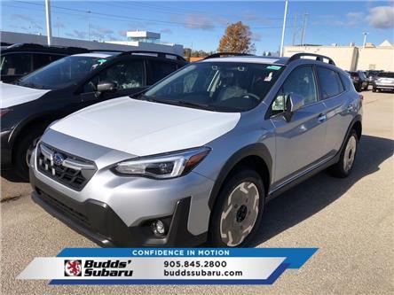 2021 Subaru Crosstrek Limited (Stk: X21053) in Oakville - Image 1 of 5