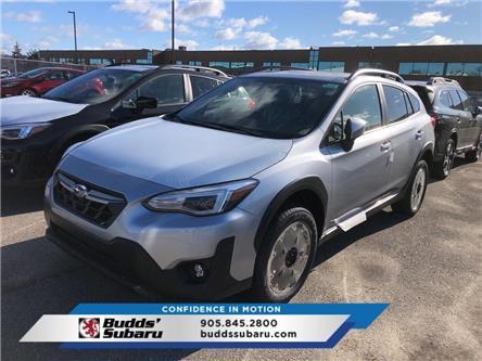 2021 Subaru Crosstrek Sport (Stk: X21062) in Oakville - Image 1 of 5
