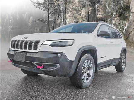 2020 Jeep Cherokee Trailhawk (Stk: TLD517533) in Terrace - Image 1 of 20