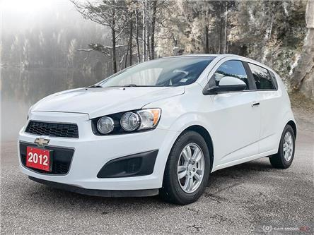 2012 Chevrolet Sonic LT (Stk: CC4207637) in Terrace - Image 1 of 20