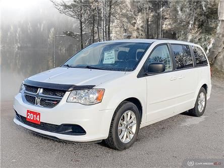 2014 Dodge Grand Caravan SE/SXT (Stk: TER307924) in Terrace - Image 1 of 10