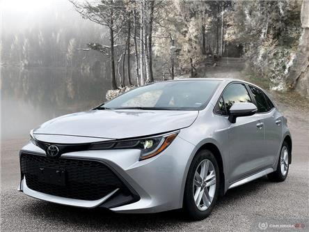 2019 Toyota Corolla Hatchback Base (Stk: CK3056516) in Terrace - Image 1 of 20