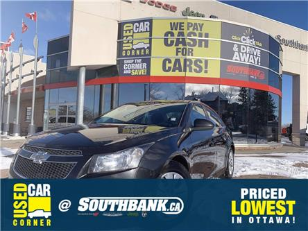 2014 Chevrolet Cruze 1LT (Stk: 9228371) in OTTAWA - Image 1 of 22