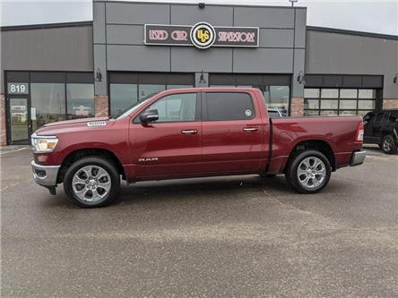 2020 RAM 1500 Big Horn (Stk: UC4060'DO') in Thunder Bay - Image 1 of 14