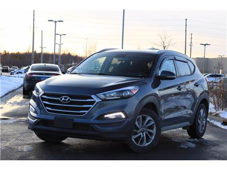 2017 Hyundai Tucson Premium (Stk: 210020A) in Orléans - Image 1 of 18