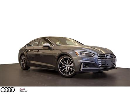 2018 Audi S5 3.0T Technik (Stk: PA779) in Ottawa - Image 1 of 22