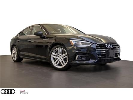 2018 Audi A5 2.0T Technik (Stk: PA780) in Ottawa - Image 1 of 22