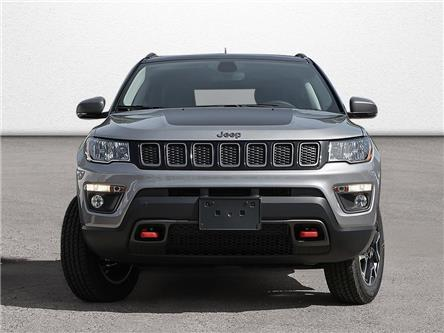 2021 Jeep Compass Trailhawk (Stk: 032-21) in Lindsay - Image 1 of 22
