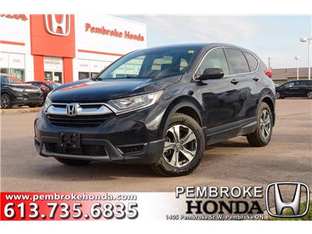 2017 Honda CR-V LX (Stk: 20297B) in Pembroke - Image 1 of 4