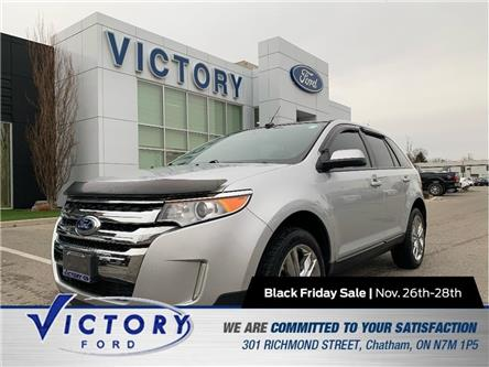 2013 Ford Edge SEL (Stk: V10448A) in Chatham - Image 1 of 25