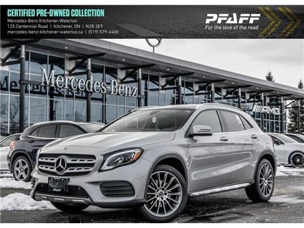2018 Mercedes-Benz GLA 250 Base (Stk: K4177) in Kitchener - Image 1 of 22