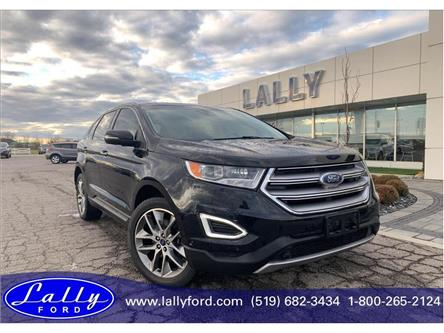 2016 Ford Edge Titanium (Stk: 6769B) in Tilbury - Image 1 of 24